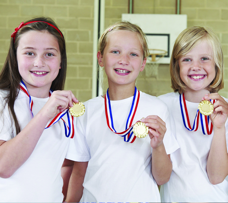 medals for schools in lancashire