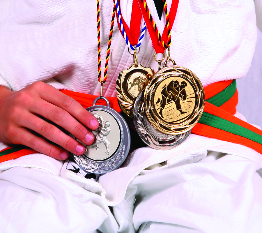 specific sport medals in lancashire